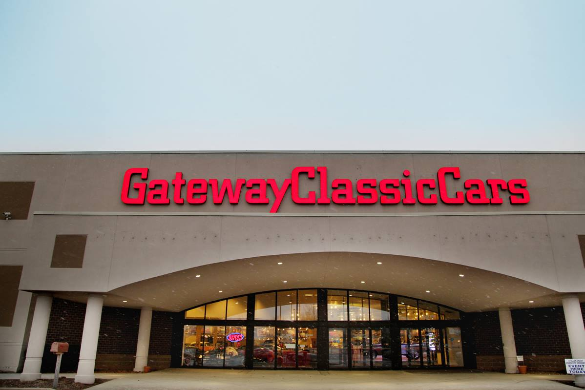 Showroom Contact Gateway Classic Cars